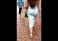 BhamBootyHunter: Sexy Soft Ass Cheeks Booty Jiggle Candid