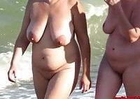 OldWomanHamster 3 - Beach Grannies